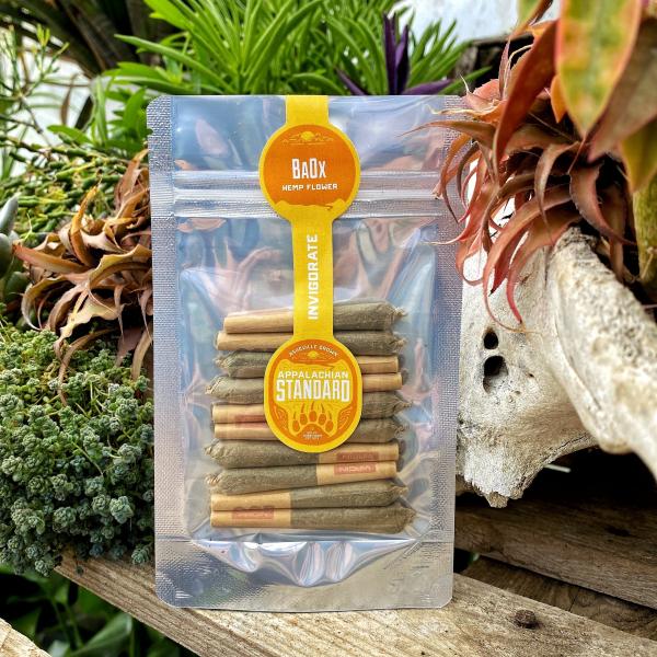 BaOx Rollie Refill Hemp Flower Pre Roll - CBD Joint by Appalachian Standard