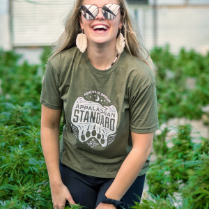 Grow Your Standard Green T-Shirt