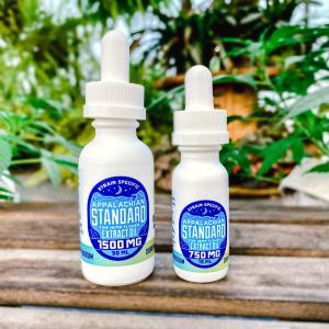 Cherry Blossom Strain SPcific Tincture CBD Oil Full Spectrum Hemp Concentrate