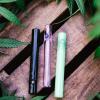 Moocah Trans Color Bats Glass One-Hitters Smoking, CBD, and Hemp Accessories from Appalachian Standard