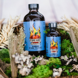 Cooler Fire Tonic by Pure Fire Foods