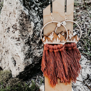 Mountain Vibes Earrings