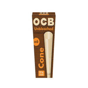 OCB Unbleached Cone